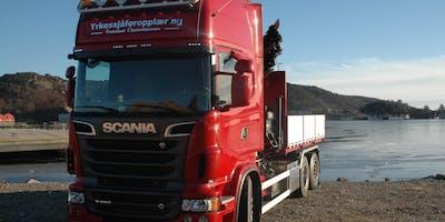 140 t Grunnutdanning for yrkessjåfører