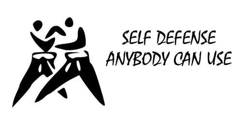 Self Defence - CPAC