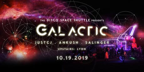 Disco Space Shuttle Presents: Galactic tickets