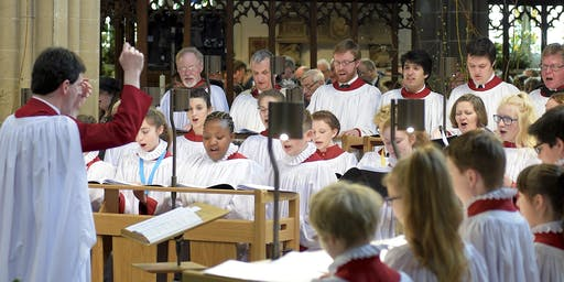 Be a Chorister for a Day!