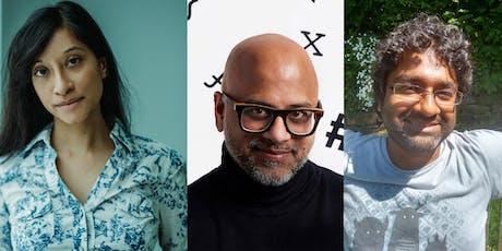 Miriam Allott series: Nasser Hussain, Vidyan Ravinthiran & Doyali Islam tickets