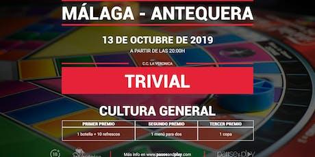 Trivial Cultura General en Pause&Play La Verónica entradas