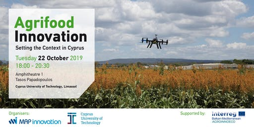 Agrifood Innovation - Setting the Context in Cyprus