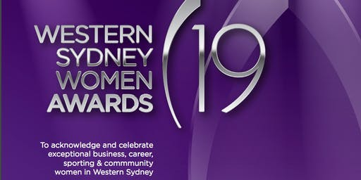 Western Sydney Women Awards 2019