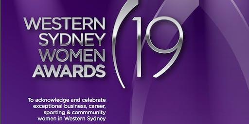 Western Sydney Women Awards 2019