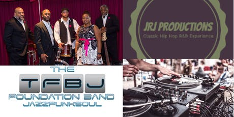 JRJ Day Party 11/2/2019 tickets