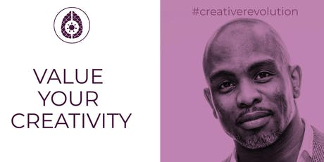 Value Your Creativity met Kevin de Randamie tickets