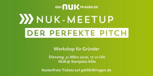 """Der perfekte Pitch"""