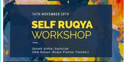 Self Ruqya Workshop