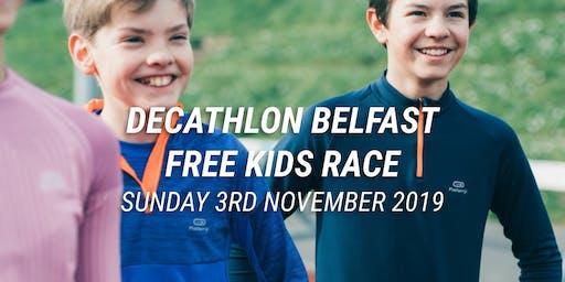 Decathlon KIDS FREE TO ENTER EVENT