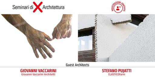 Seminario di Architettura Napoli - Architettura e design al centro: creatività, tecnologia, ricerca