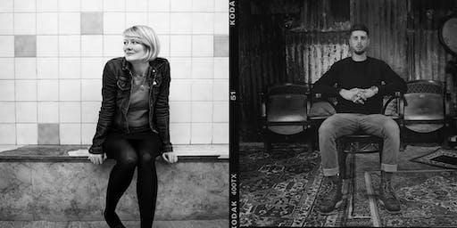 Miriam Allott Visiting Writing Series: Kerry Hudson & Anthony Anaxagorou