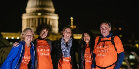 Maggie's Culture Crawl London 2020 tickets