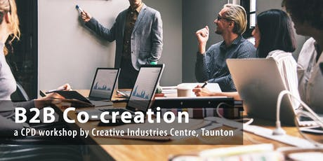 Co-Creation – CPD event on B2B Co-creation tickets