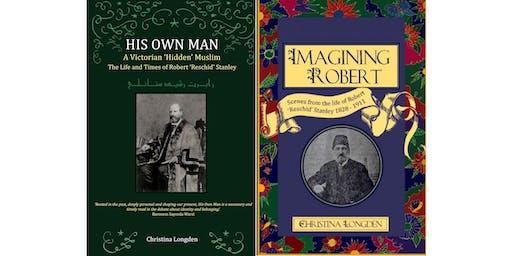 His Own Man & Imagining Robert Reschid - Double book launch
