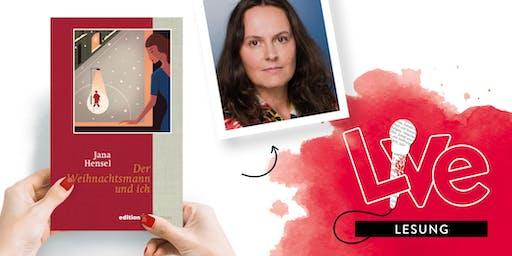 LESUNG: Jana Hensel