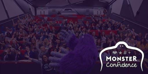 MonsterConfidence 2019 - TEESSIDE: Volunteers