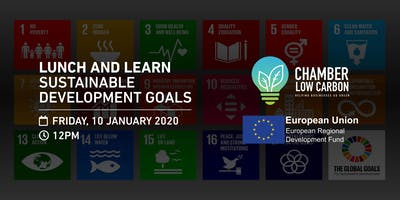 Lunch and Learn – Sustainable Development Goals