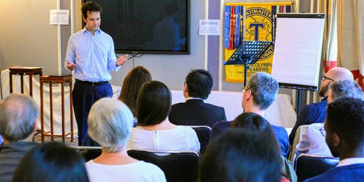 Public Speaking/Presenting/Networking at the London Olympians Toastmasters