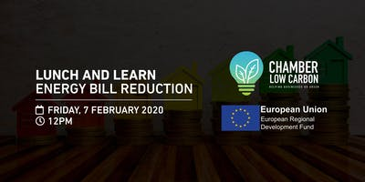 Lunch and Learn – Energy Bill Reduction