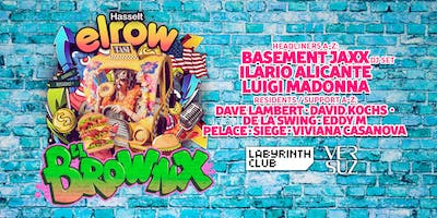 Elrow at Versuz