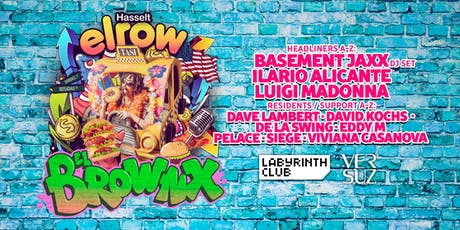Elrow at Versuz tickets