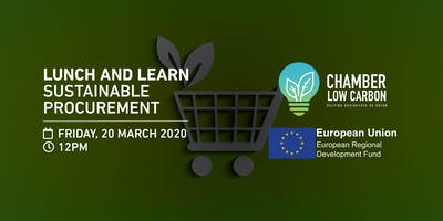 Lunch and Learn – Sustainable Procurement