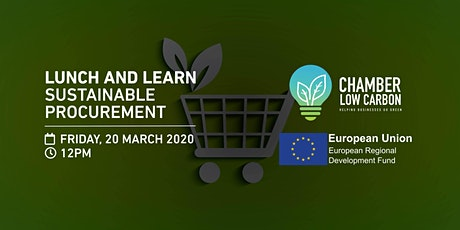 Lunch &  Learn - Sustainable Procurement tickets