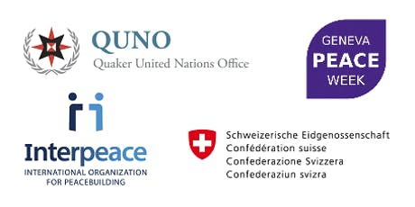 Round-table: Integrating Human Rights and Sustaining Peace tickets