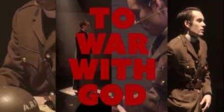 'To War with God' at St Leonard's Church, Streatham tickets