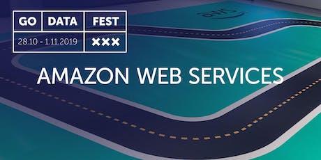GoDataFest - Amazon Web Services tickets