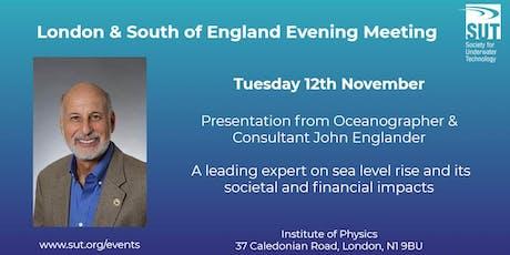 SUT London & South of England Evening Meeting -  John Englander tickets