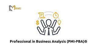 Professional in Business Analysis (PMI-PBA)® 4 Days Virtual Live Training in Hamburg