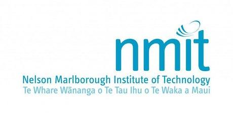 NMIT New Zealand Info Day tickets
