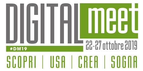 La Digitalizzazione al Servizio del Paese biglietti