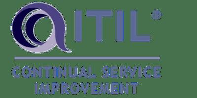 ITIL – Continual Service Improvement (CSI) 3 Days Training in Milan