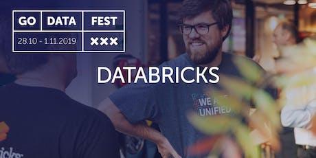 GoDataFest - Databricks tickets