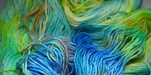 Dye your own yarn - December