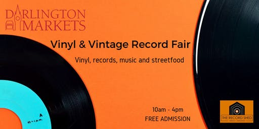 Darlington Vinyl and Vintage Fair