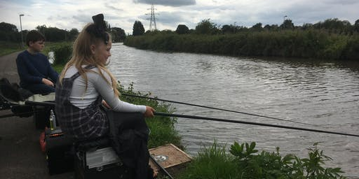 Free Let's  - Wakefield - Learn to fish sessions