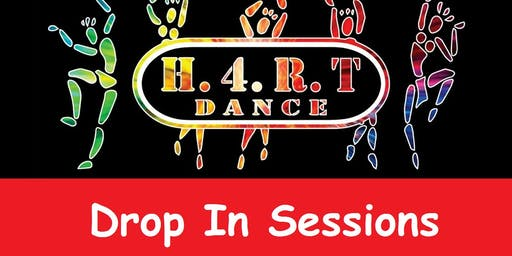 H4RT Dance in Brighton -Drop In Sessions