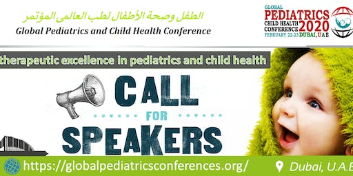 PEDIATRICS AND CHILD HEALTH 2020