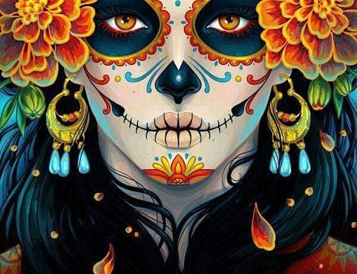 Coast Day Of The Dead Party image