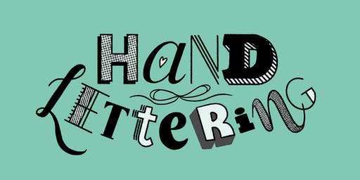 Drawing Letters: Introduction to Hand Lettering