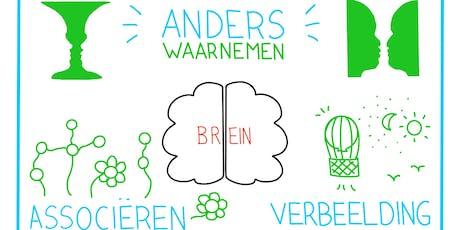 Workshop Mijn Creatieve brein tickets