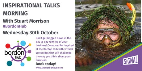 Inspirational Talks Morning - With Stuart Morrison tickets