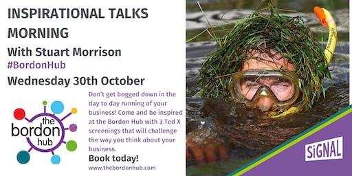 Inspirational Talks Morning - With Stuart Morrison