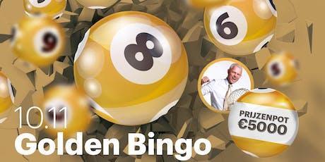 Golden Bingo tickets