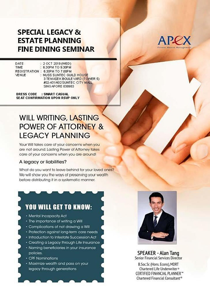 Lasting Power Of Attorney & Will Writing Explained image