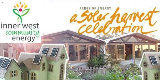 Acres of Energy. A Solar Harvest Celebration